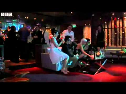 A nightclub for India's super rich