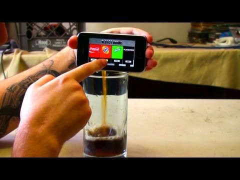 New Soda Fountain App For iPhone?!?! Music Videos