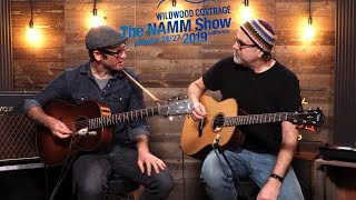 The New Taylor Grand Pacific with Andy Powers and Greg Koch  •  NAMM 2019