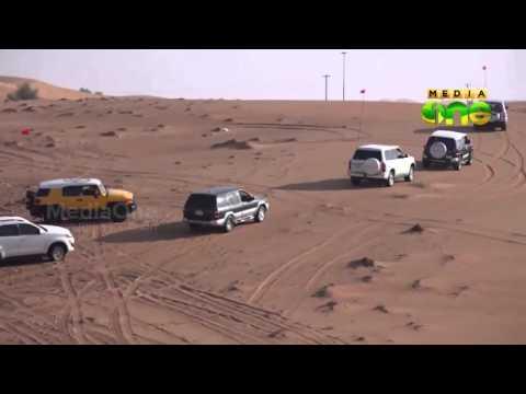 Dubai Tourism reveals new desert tour and camp regulations