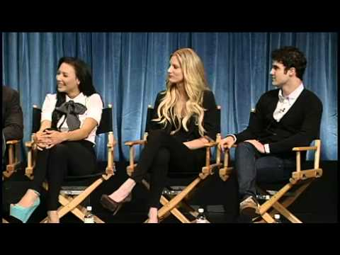 Glee Cast In The Paley Center For Media 2011 video