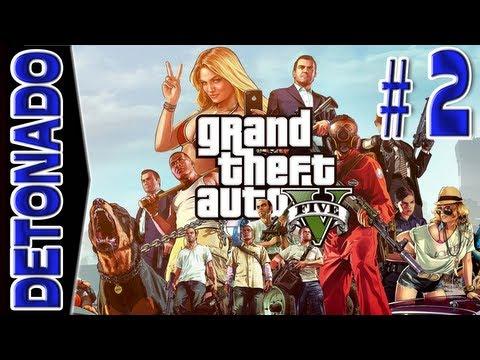 GTA 5 ( Grand Theft Auto V ) – Parte 2: [ Detonado / Playthrough em PT-BR ]