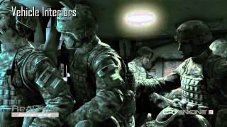◀ CryEngine 3: ARMY Technology Showcase