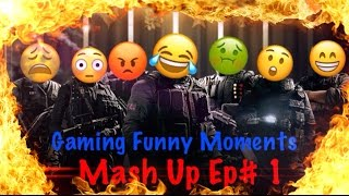 Gaming Funny Moments Mash Up EP#1