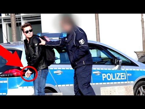 Peeing In Front Of Cops video