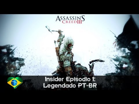 AC 3 - Inside Episodio #1 | Legendado PT-BR [HD]