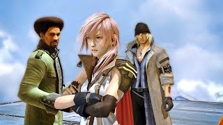 Final Fantasy XIII - ReShade Remaster - Episode 10 - (Story / Cinematics, 1440p, No Commentary)