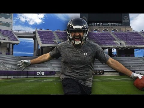 Football World Record Edition | Dude Perfect
