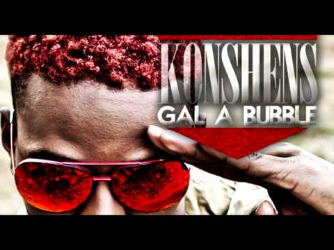 Konshens - Gal A Bubble (instrumental) video