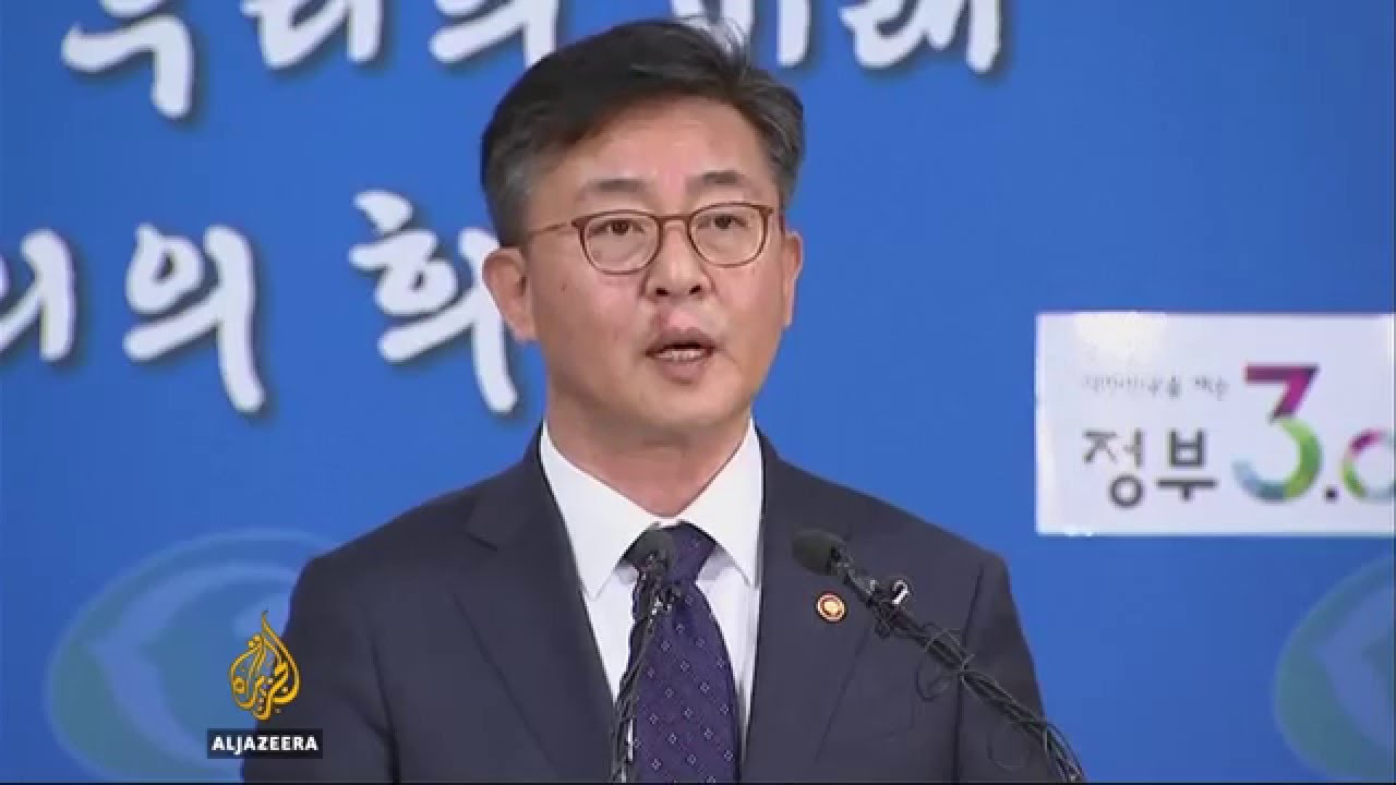 South Korea suspends joint project with North Korea