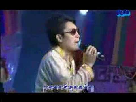 Tibetan Song Ashang Lo Lo - Kunga Losar 2008 Music Videos