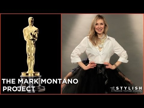 OSCAR GOWN DIY WITH BETH HOYT!