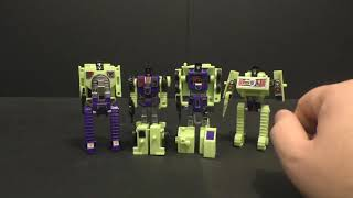 Transformers review G1 Hook reissue