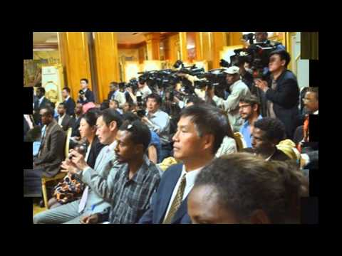 During China's Premier Li Keqiang visit to Ethiopia May 4-6, 2014 several agreements signed