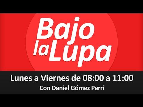 Bajo la Lupa - Radio TV 21-07-2016
