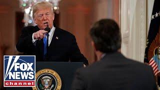 White House slams CNN lawsuit: 'Just more grandstanding'