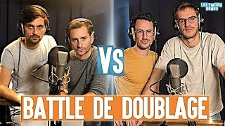 Battle de Doublage ft. Léopold