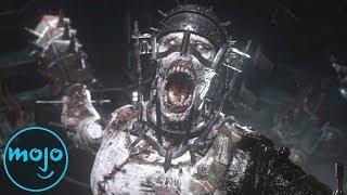 Top 10 Disturbing Call of Duty Zombies