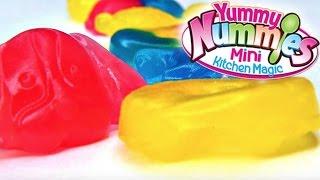 Yummy Nummies DIY Gummy Goodies Mini Colorful Animals Maker
