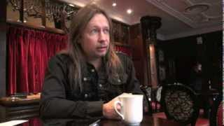 STRATOVARIUS Interview With TIMO KOTIPELTO