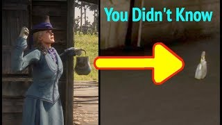 12 More Things You didn't Know in Red Dead Redemption 2 (RDR2): John Asks God For Forgiveness
