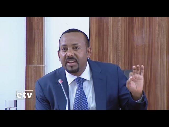 Ethiopia: PM Abiy says soldiers marched to palace have intention of foiling reform