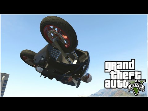 The AMAZING Stuntman 1 ! (GTA 5 Stunts Montage)