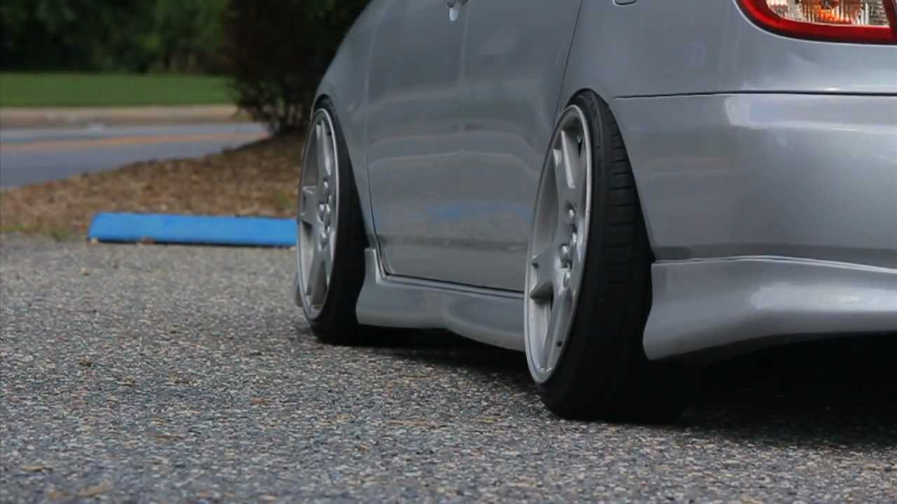 Derek Koch S Bagged And Fitted Toyota Corolla Youtube