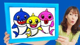 #Shark#Character#family#Clay#play