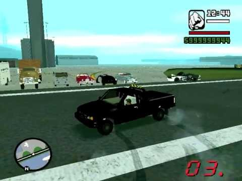 Delorean88MP Mods BTTF SA - GTA VC to SA car