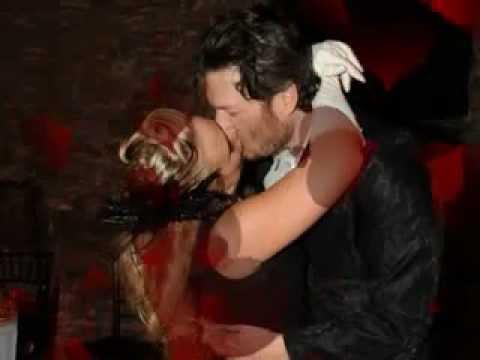 Blake Shelton & Miranda Lambert - This Kiss