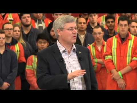 Clear language on jihad from Canadian Prime Minister Stephen Harper