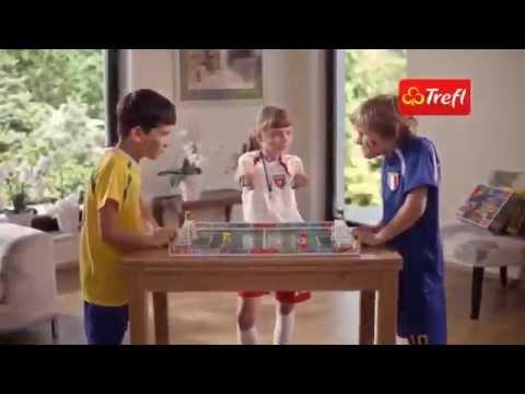 Gra Planszowa Kapsle Football Piłka Nożna TREFL