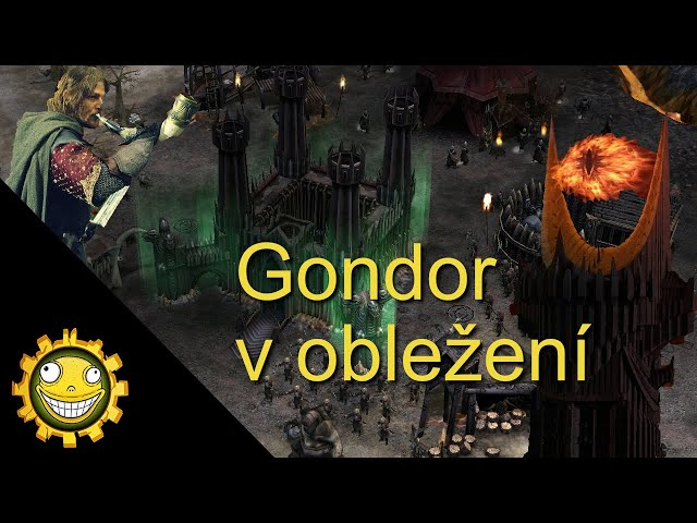 Zapaříme CZ - Let's play - LOTR:Battle for Middle Earth - Díl 1.
