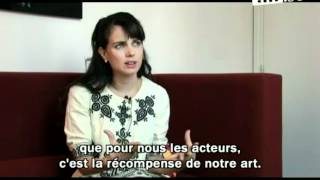 Mia Kirshner Interview on Filmsactu.com