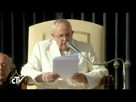 Pope Francis: The Holy Spirit is what makes us one