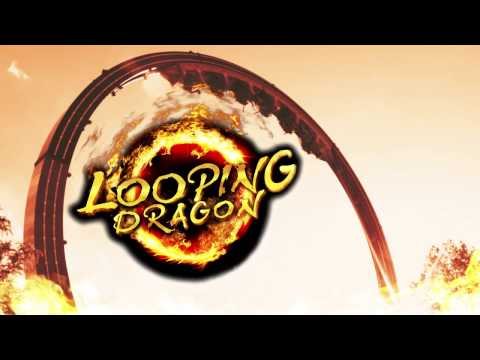 Looping Dragon coming to Six Flags Great Adventure in 2015