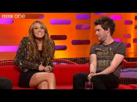 Miley Cyrus's new boyfriend - The Graham Norton Show preview - BBC One Video