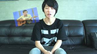Sungha Jung talks about his Taiwan tour.