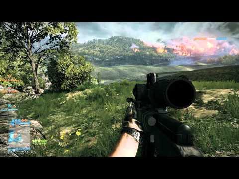 Zagrajmy w Battlefield 3 # 14 - Duże mapy - Dominacja: