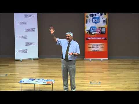 Özyeğin Üniversitesi-Tanıtım Sunumu 8.gün (2. Oturum)