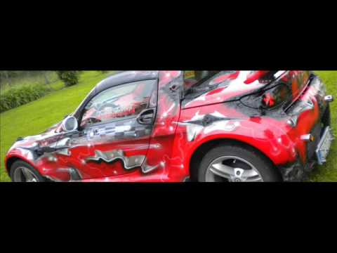SPOT : SMART ROADSTER - APACHE F2009 Video