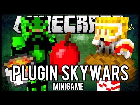 [Tutorial]Skywars - Minigame Minecraft