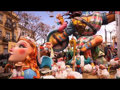 The Ultimate Fallas 2018 Video - A Recap Of Our Favorite Festival In The World!