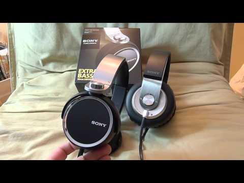 Sony MDR-XB800 vs. MDR-XB700 Extra Bass headphones review