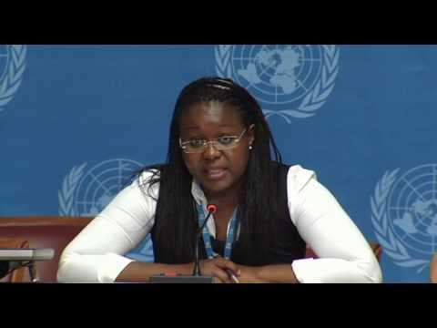 WorldLeadersTV: D.R.CONGO: ALARMING RISE in RAPE & VIOLENCE of WOMEN & GIRLS (UNHCR)