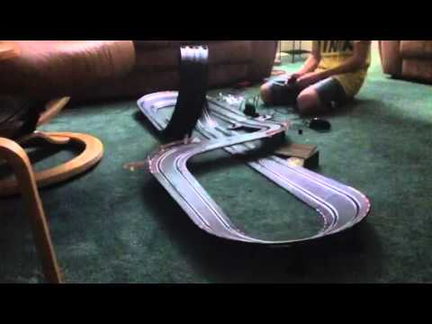 Carrera go!!! Slot car race set review