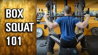 The Ultimate Box Squat Tutorial