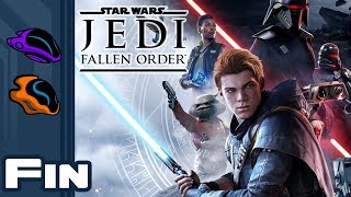 Let's Play Star Wars Jedi: Fallen Order - PC Gameplay Part 26 - Finale - Trust In The Force