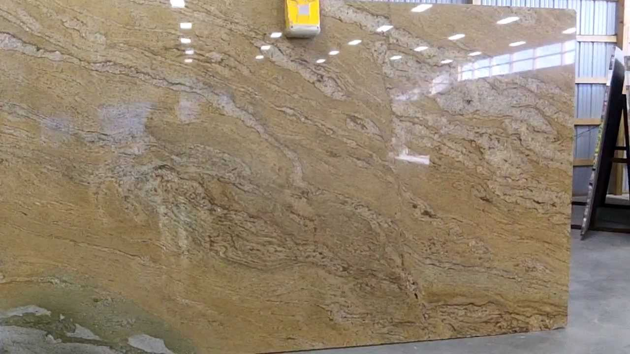 Golden Sparkle Granite Countertops Stone Masters Inc